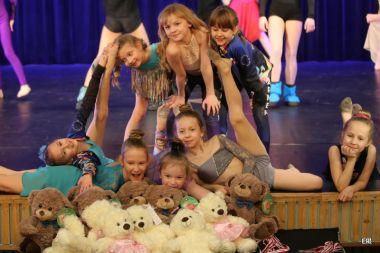 CDC na II Ogólnopolskim Festiwalu Młodych Form Tanecznych w Kuźni Raciborskiej