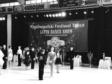 Ogólnopolski Turniej Tańca Towarzyskiego w Dąbrowie Tarnowskiej