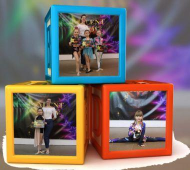 """Solówkowy piątek CDC na Ogólnopolskim Konkursie Tanecznym """"Talent SHOW"""" w Andrychowie"""