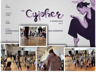 Carmen Dance Center CDCYPHER VOL 5