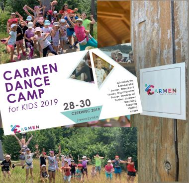 Carmen Dance Camp for KIDS 2019 już za nami.