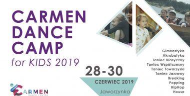 Carmen Dance Camp for KIDS 2019 !!!!! rozpoczęty