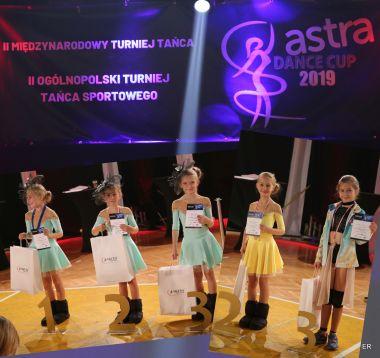 II Międzynarodowy Turniej Tańca Astra Dance Cup Libiąż 19.10.2019 Solówki