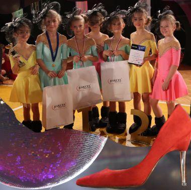 II Międzynarodowy Turniej Tańca Astra Dance Cup Libiąż 19.10.2019 - Mini Formacja