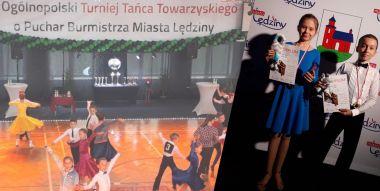 Ogólnopolski Turniej Tańca Towarzyskiego o Puchar Burmistrza Miasta Lędziny