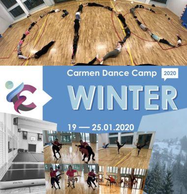 CDCamp Winter 2020 - rozpoczęty