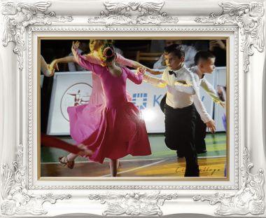 Turniej Tańca Towarzystkiego - Karnawałowy Mini Pląs Western 2020