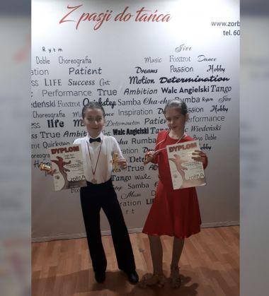 Ogólnopolski Turniej Tańca Towarzyskiego ZORBA