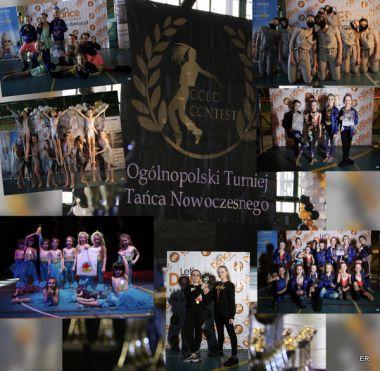 Ogólnopolski Turniej Tańca Nowoczesnego GOLD CONTEST - Zabrze
