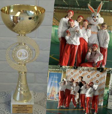 Ogólnopolski Turniej Tańca Nowoczesnego GOLD CONTEST - Zabrze - dzień II