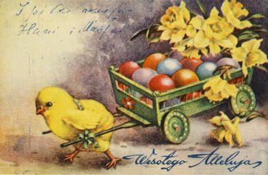 Wesołych Świąt Wielkanocnych!!!