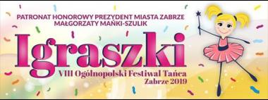 VIII Ogólnopolski Festiwal Tańca IGRASZKI